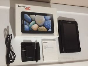 "Lenovo 8"" Inch Tablet Complete in Box"