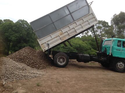 Tipper Truck hire, 7 tonne with driver.    Mount Coolum Maroochydore Area Preview