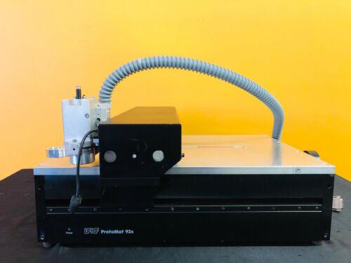 LPKF 93S 7.937 um Resolution PCB Mliing Machine
