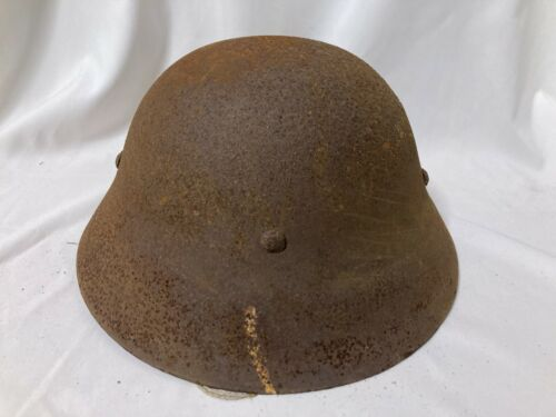 Japanese antique Original WW2 Imperial Japanese Army iron Helmet JB