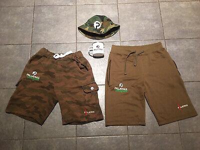 Pallatrax Angling Custom One Off Fishing Team Shorts, Bucket Hat & cup