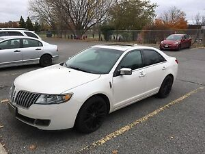 2011 Lincoln MKZ Sport Package Sedan