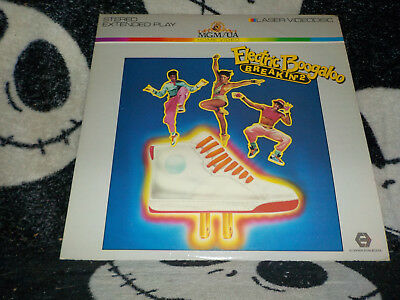 Breakin' 2 Electric Boogaloo Laserdisc LD Lucinda Dickey Free Ship $30 Orders