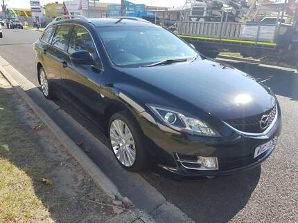 2008 Mazda Mazda6 Wagon Traralgon East Latrobe Valley Preview