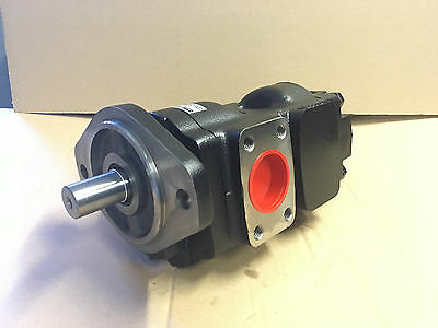 New Genuine Jcbparker Twin Hydraulic Pump 20911200 41 29ccrev Made In Eu