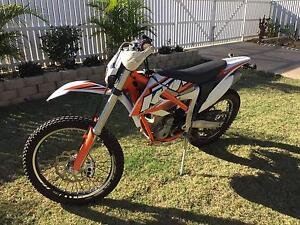 2013 KTM 350 Freeride Lissner Charters Towers Area Preview
