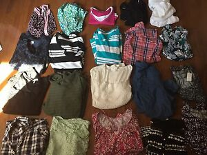 HUGE LOT OF PLUS SIZE CLOTHES