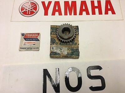 <em>YAMAHA</em> XS500BCDE TX500 ENGINE GEAR 4TH GEAR WHEEL 28T
