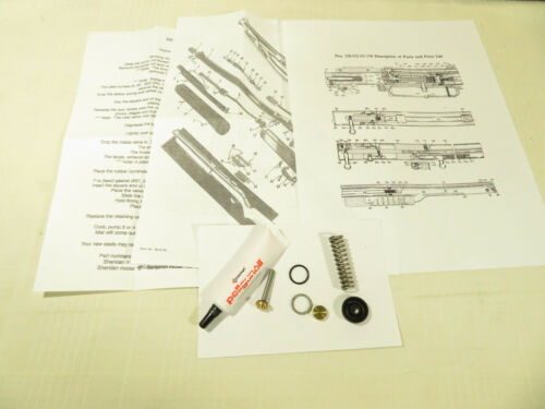 Reseal / Repair / Seal Kit for Benjamin 310, 312, 317 Air Rifles