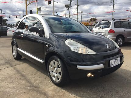 2007 Citroen C3 Convertible   excellent condition****automatic*** Maidstone Maribyrnong Area Preview