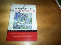 Book It Happened In South Carolina Byj Michael Mclaughlin Lee David Todman -  - ebay.co.uk