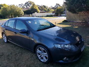 Ford FG XR6 Wallan Mitchell Area Preview