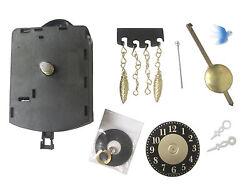 NEW German Battery Cuckoo Clock Replacement Chime Pendulum Movement!! (MCC-100)
