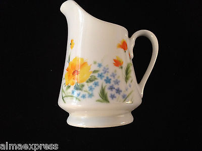 JUST SPRING Imperial Japan China W. Dalton L5011 - SYRUP PITCHER / CREAMER
