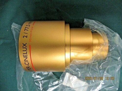 Schneider Super Cinelux FL 77.5mm  35mm Cinema projector Lens