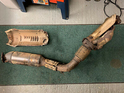 Honda Civic JDM Type R EP3 Catalytic Converter Cat And Exhaust Manifold