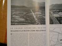 Bolzano E La Nuova Zona Industriale ----lancia Agruzzo San Quirino Orig.anni '30 -  - ebay.it