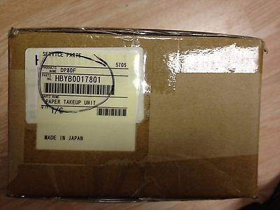 Toshiba DP80F Paper Takeup Unit HBYB0017801