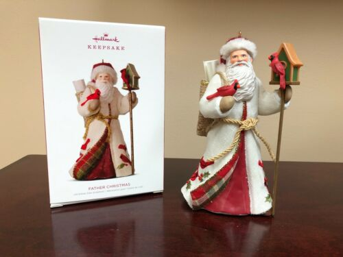 2018 Hallmark Ornament Father Christmas  #15