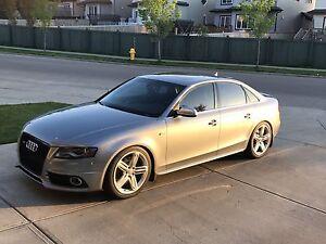 2011 Audi B8 S4