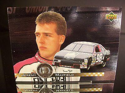 Rare Jeremy Mayfield  98 Fingerhut Upper Deck 1994 Card  130