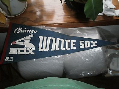"""Chicago White Sox Pennant 12 x 30"""""""