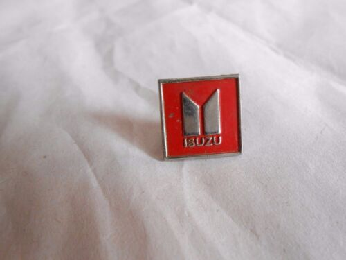Vintage Isuzu Japanese Auto - Trucks - Motors Advertising Lapel Pin