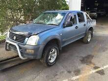WRECKING******2006 HOLDEN RODEO ALL PARTS FOR SALE WARRANTY Nerang Gold Coast West Preview