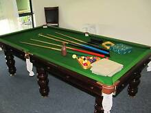 Pool Table ( Austral) Competition quality 8x4 one peice Slate Caloundra West Caloundra Area Preview
