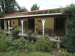 HELIGAN---a garden + 2 houses Dorrigo Bellingen Area Preview