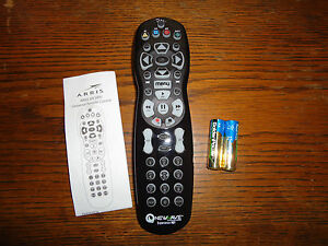 2 X Arris MP2000 Universal Remote Control New & Programming Codes FAST SHIP!
