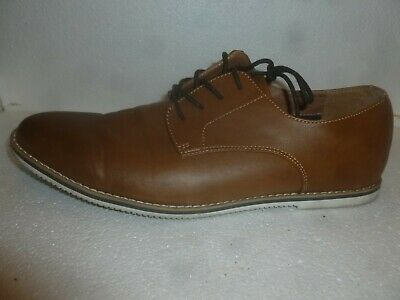 Chaussures Homme H&M en Simili Cuir Brun Taille : 43