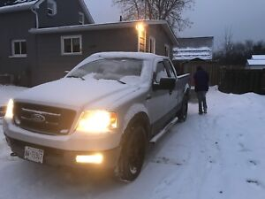 2005 Ford F-150 Fx4 trade for Crew Cab Truck