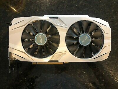 ASUS GeForce GTX 1070 8GB DUAL OC GDDR5 DUAL-GTX1070-O8G Video Graphics Card GPU