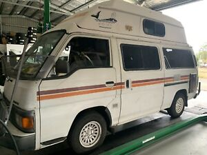 Wanted: I'm looking for a new engine nissan urvan 1989
