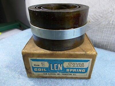 New Lcn Silver Brand Coil Spring Size E Coil Spring Door Closer