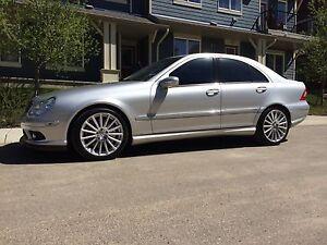 2005 Mercedes C55
