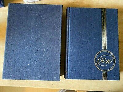 THE MEMOIRS OF RICHARD NIXON SIGNED 1ST PRINTING 1978 GROSSET & DUNLAP SLIPCOVER