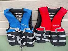 LIFE JACKETS, LIFEJACKETS MARLIN DOMINATOR ADULT XL-XXL PAIR Kariong Gosford Area Preview