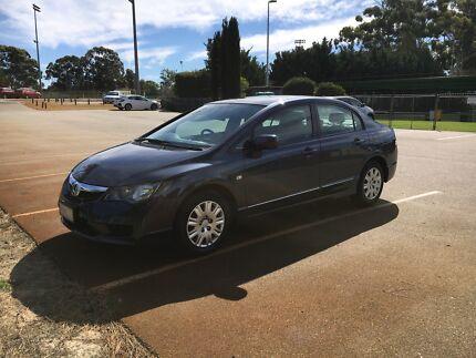 Honda Civic 2010 VTi O'Connor Fremantle Area Preview