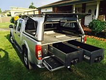 Nissan navara d40 outback draw system Lake Illawarra Shellharbour Area Preview