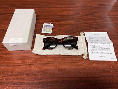 Visvim Viator Sunglasses HN (Polarized) Brown - Rare