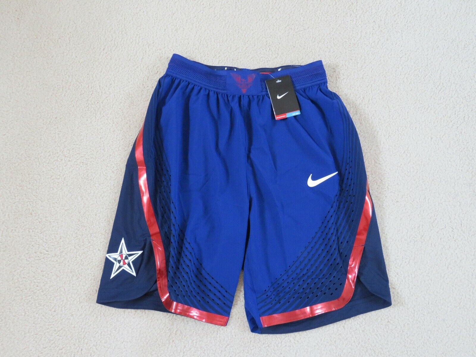 Nike Authentic NBA Team USA Official Players Worn Basketball