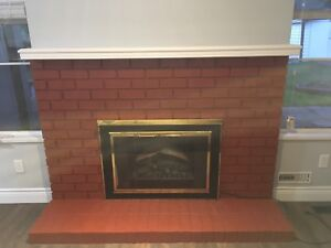 Ground level renovated One bedroom available