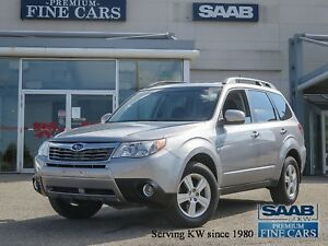 2010 Subaru Forester Panorama Sunroof/Heated Seats/One Owner