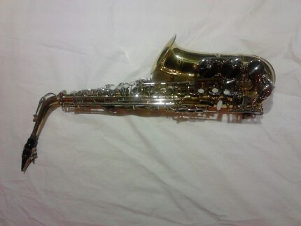 Alto Saxophone Trevallyn West Tamar Preview