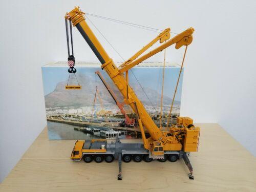 1/50 WSI 02-1213 Liebherr LTM 1500-8.1 All-Terrain Hydraulic Mobile Crane