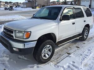 1999 Toyota 4Runner( REDUCED!!)
