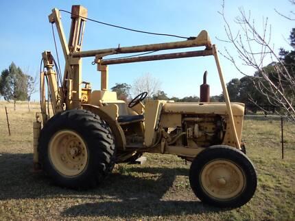 Chamberlain 9G Industrial Tractor