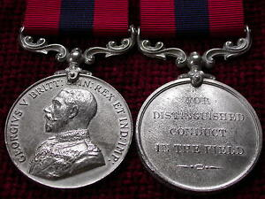 Replica-GV-DCM-Distinguished-Conduct-Medal-Full-Size-Aged-moulded-from-original